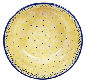 "5.5"" Bowl (Sunshine Blue Speckle)"