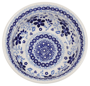 "6.5"" Bowl  (Duet in Blue)"