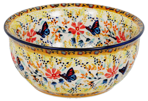 "6.5"" Bowl (Butterfly Bliss)"