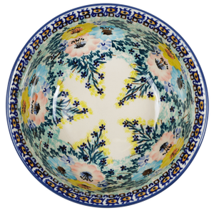 "6.5"" Bowl  (Brilliant Garland)"