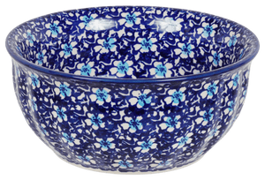 "6.5"" Bowl  (Blue on Blue)"