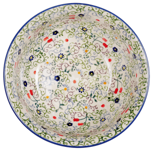 "6.5"" Bowl (Field of Flowers)"