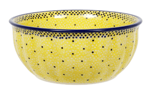 "6.5"" Bowl  (Sunshine Blue Speckle)"