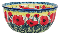 "7.75"" Bowl  (Poppies in Bloom)"