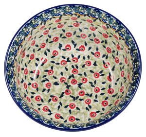 "7.75"" Bowl (Poppy Fields)"