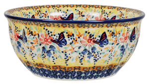 "7.75"" Bowl (Butterfly Bliss)"