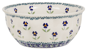 "7.75"" Bowl (Forget Me Not)"