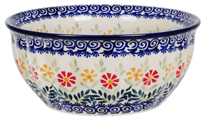 "7.75"" Bowl (Flower Power)"