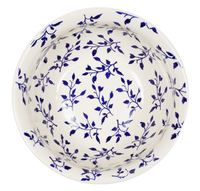 "7.75"" Bowl (Blue Spray)"