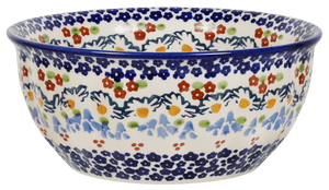 "7.75"" Bowl  (Blue Bell Delight)"