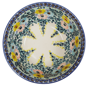 "9"" Bowl  (Brilliant Garland)"