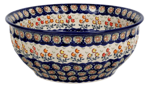 "9"" Bowl (Floral Spray)"