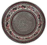 "11"" Bowl (Duet in Black & Red)"