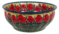 "11"" Bowl (Poppies in Bloom)"