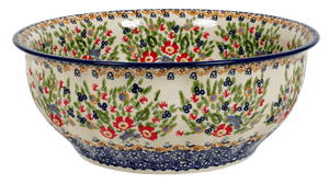 "11"" Bowl (Poppy Persuasion)"