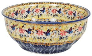 "11"" Bowl (Butterfly Bliss)"