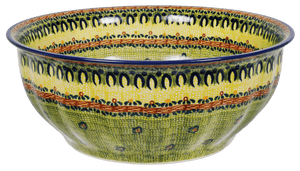 "11"" Bowl (Baltic Garden)"