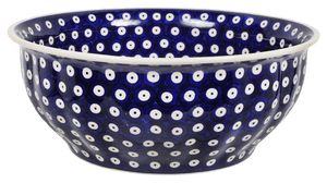 "11"" Bowl (Dot to Dot)"