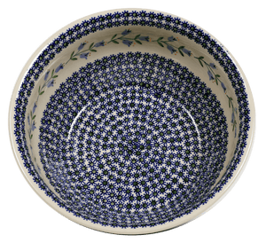 "11"" Bowl (Lily of the Valley)"