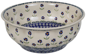 "11"" Bowl (Forget Me Not)"