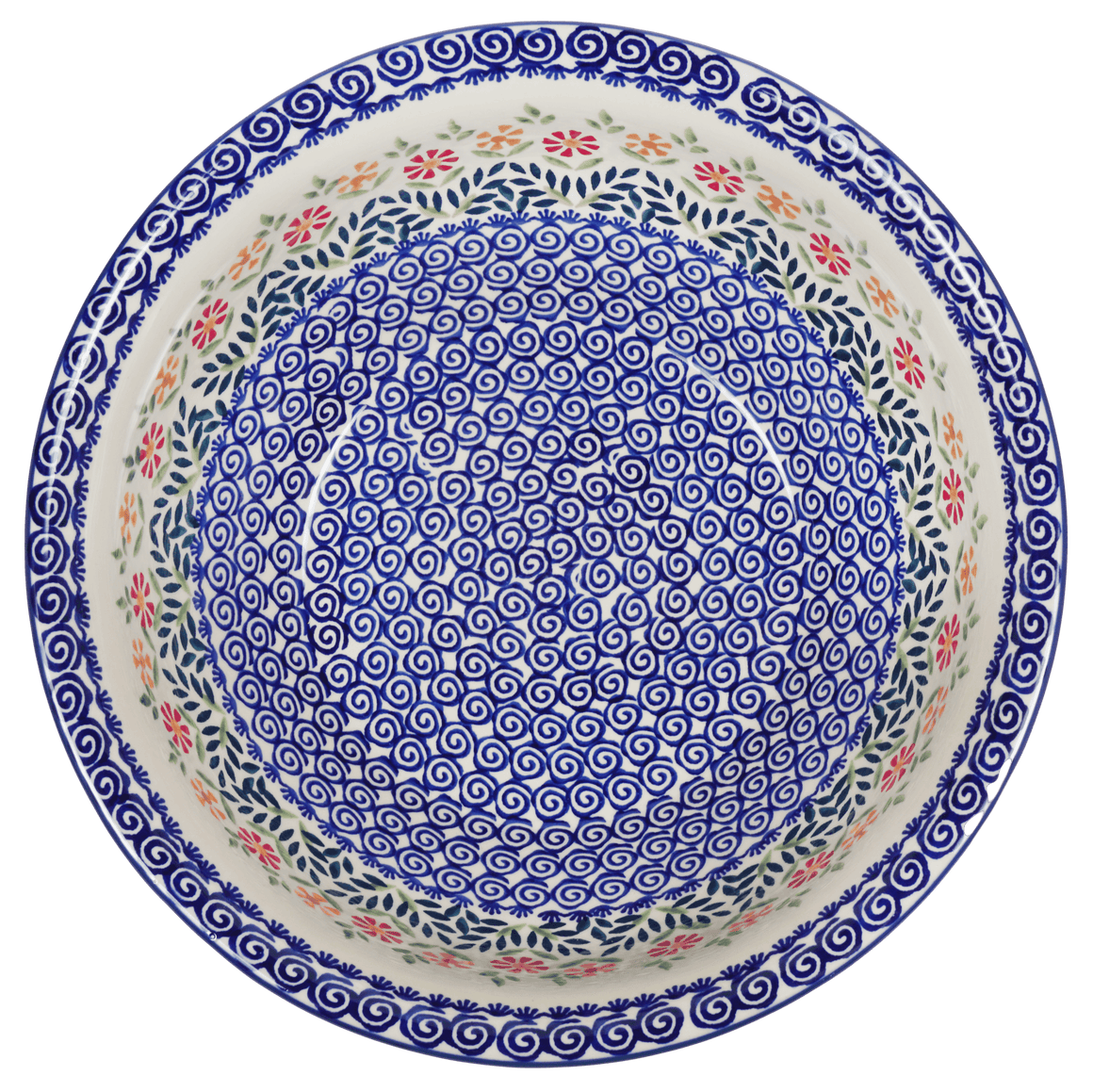 "11"" Bowl (Flower Power)"