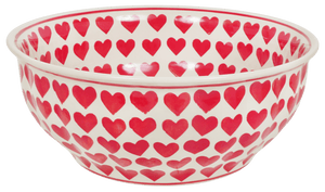 "11"" Bowl (Whole Hearted Red)"