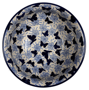 "11"" Bowl (Blue Butterfly)"