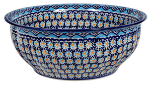 "11"" Bowl (Blue Diamond)"