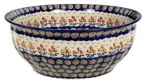 "11"" Bowl (Floral Spray)"