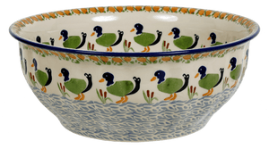 "11"" Bowl (Ducks in a Row)"