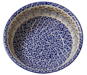 "11"" Bowl (Blue Bell Delight)"
