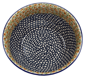 "11"" Bowl (Autumn Trellis)"