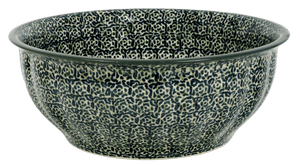 "11"" Bowl (Green Peace)"