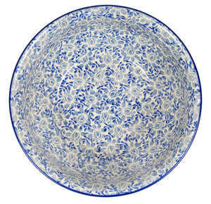 "11"" Bowl (English Blue)"