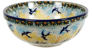 "6"" Bowl (Soaring Swallows)"