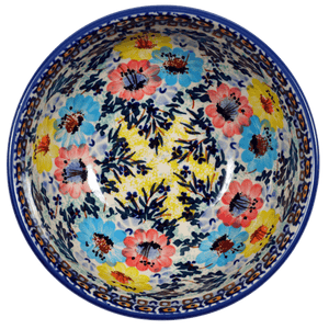 "6"" Bowl  (Brilliant Garland)"