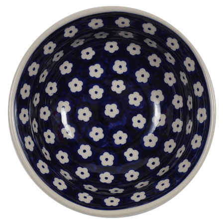 "6"" Bowl (Flower Dot)"
