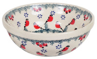 "6"" Bowl  (Red Bird)"