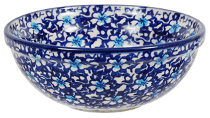 "6"" Bowl (Blue on Blue)"