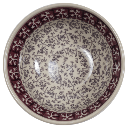 "6"" Bowl (Merlot Thicket)"