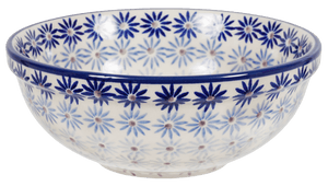 "6"" Bowl  (Dusty Daisy Chain)"