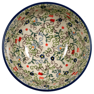 "6"" Bowl  (Field of Flowers)"