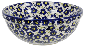 "6"" Bowl (Floral Revival Blue)"