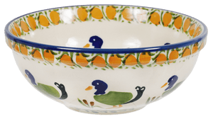 "6"" Bowl (Ducks in a Row)"