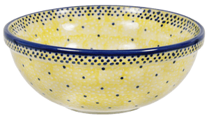 "6"" Bowl (Sunshine Blue Speckle)"