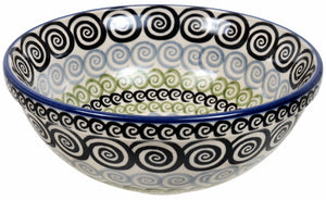 "6.75"" Bowl (Hypnotic Whirlpool)"
