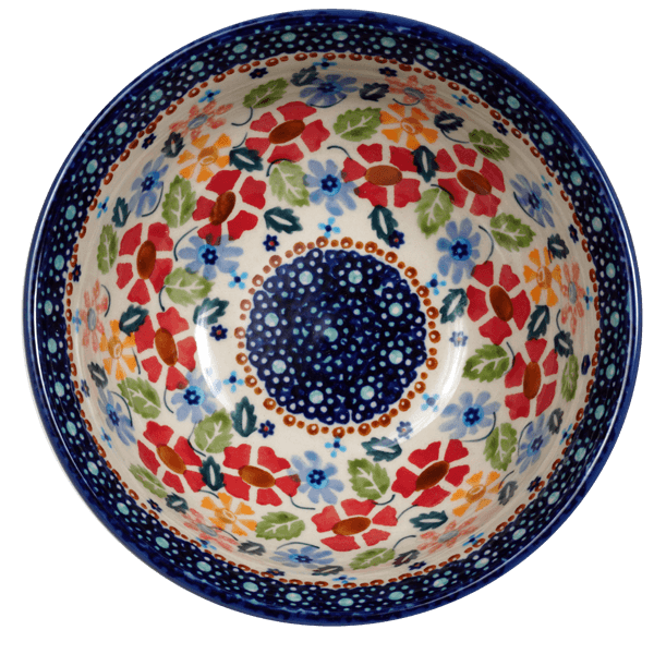 "6.75"" Bowl  (Brilliant Bouquet)"