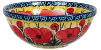 "6.75"" Bowl  (Poppies in Bloom)"