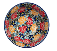 "6.75"" Bowl  (Evening Bouquet)"