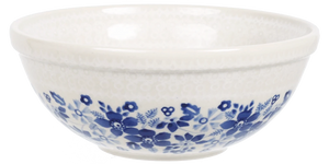 "6.75"" Bowl  (Duet in Blue & White)"